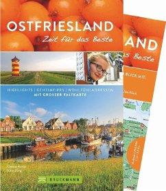 Ostfriesland - Zeit für das Beste - Heinze, Ottmar; Bötig, Klaus