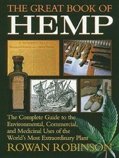 The Great Book of Hemp (eBook, ePUB) - Robinson, Rowan