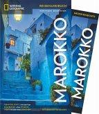 National Geographic Reiseführer Marokko: Ein Reiseführer zu Zielen wie Casablanca, Tanger, Fès und dem Atlasgebirge. Mit Tipps und Infos auf dem aktuellen Stand von 2018 und detailreicher Landkarte.