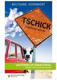"""Unterrichtsmaterial zu """"Tschick"""""""