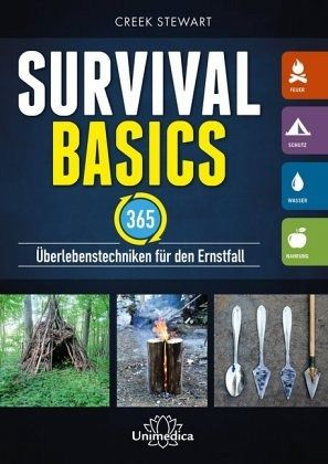 Survival Basics - Stewart, Creek