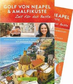 Golf von Neapel mit Amalfiküste - Zeit für das Beste - Amann, Peter
