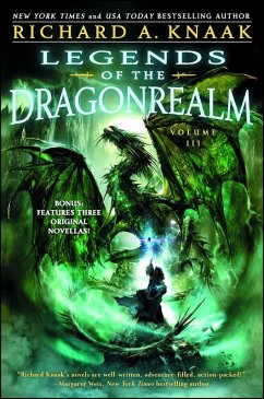 Legends of the Dragonrealm, Vol. III (eBook, ePUB) - Knaak, Richard A.