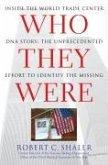 Who They Were (eBook, ePUB)