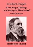 Herrn Eugen Dührings Umwälzung der Wissenschaft (eBook, ePUB)