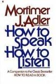 How to Speak How to Listen (eBook, ePUB)