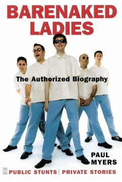 Barenaked Ladies (eBook, ePUB) - Myers, Paul