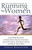 The Complete Book Of Running For Women (eBook, ePUB)