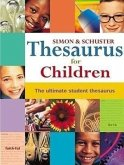 Simon & Schuster Thesaurus for Children (eBook, ePUB)