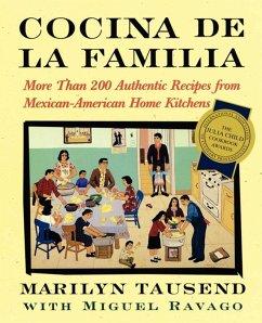 Cocina De La Familia (eBook, ePUB) - Tausend, Marilyn
