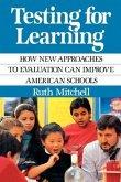 Testing for Learning (eBook, ePUB)