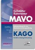 Eichstätter Kommentar MAVO & KAGO, Print + Online-Zugang (Code im Buch eingedruckt).