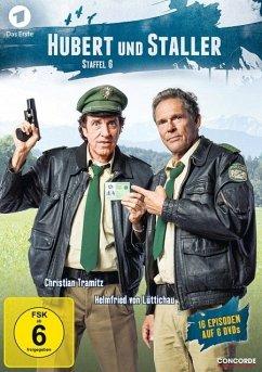 Hubert und Staller - Staffel 6 DVD-Box - Helmfried Von Lüttichau/Christian Tramitz