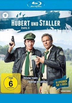 Hubert und Staller - Staffel 6 Bluray Box - Lüttichau,Helmfried Von/Tramitz,Christian