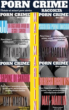 9788826494586 - Mat Marlin: Raccolta porn crime, di Mat Marlin sexy hot (eBook, ePUB) - Libro