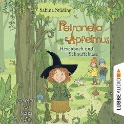 Hexenbuch und Schnüffelnase / Petronella Apfelmus Bd.5 (Gekürzt) (MP3-Download) - Städing, Sabine