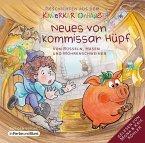 Neues von Kommissar Hüpf - Von Rüsseln, Hasen und Möhrenschweinen, Audio-CD