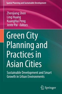 Green City Planning and Practices in Asian Cities