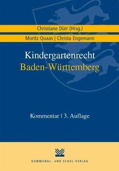 Kindergartenrecht Baden-Württemberg