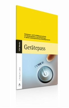 Gerätepass - Finke, Jann;Lührs, Heike
