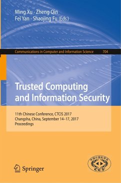 Trusted Computing and Information Security