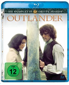 Outlander - Staffel 3 BLU-RAY Box