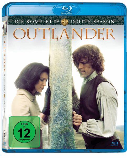 Outlander - Die komplette dritte Season (5 Discs)