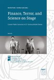Finance, Terror, and Science on Stage (eBook, PDF)