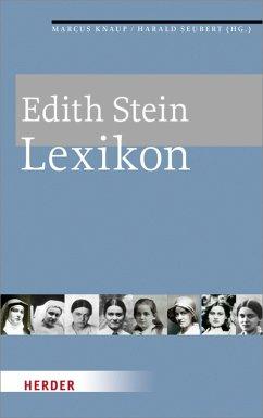 Edith Stein-Lexikon (eBook, PDF)