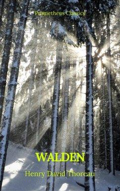Walden (Prometheus Classics)(Best Navigation, A...
