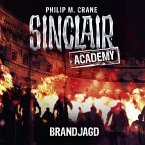 Brandjagd / Sinclair Academy Bd.12 (Gekürzt) (MP3-Download)