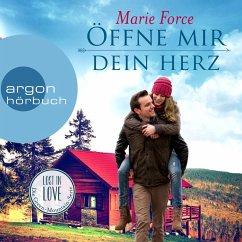 Öffne mir dein Herz / Lost in Love - Die Green-Mountain-Serie Bd.6 (Ungekürzte Lesung) (MP3-Download) - Force, Marie