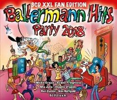 Ballermann Hits Party 2018 (Xxl Fan Edition) - Diverse