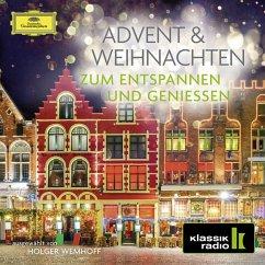 Advent & Weihnachten-Zum Entspannen Und Genießen - Pavarotti/Terfel/Münchener Bach-Chor/+