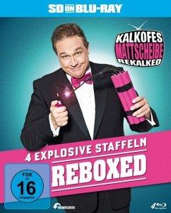 Kalkofes Mattscheibe Rekalked - Reboxed! (Staffel 1-4) - Kalkofes Mattscheibe Rekalked