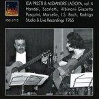 Presti & Lagoya Vol.4: Aufnahmen 1965