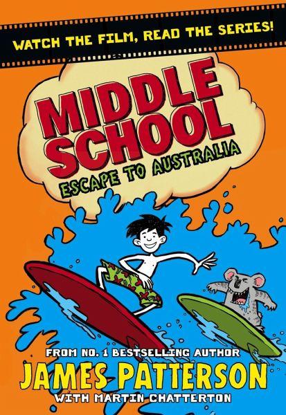 Middle School 09 Escape To Australia Von James Patterson Martin