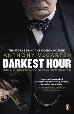 Darkest Hour (eBook, ePUB) - McCarten, Anthony
