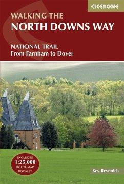 The North Downs Way (eBook, ePUB) - Reynolds, Kev