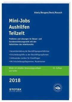 Mini-Jobs, Aushilfen, Teilzeit 2018
