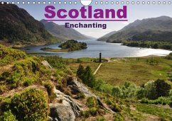 Scotland Enchanting (Wall Calendar 2018 DIN A4 ...