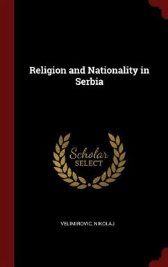 Religion and Nationality in Serbia