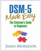 DSM-5® Made Easy (eBook, ePUB)