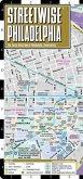 Streetwise Philadelphia Map - Laminated City Center Street Map of Philadelphia, Pennsylvania