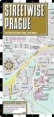 Streetwise Prague Map - Laminated City Center Street Map of Prague, Czech-Republic