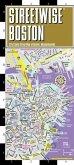 Streetwise Boston Map - Laminated City Center Street Map of Boston, Massachusetts
