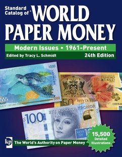 Standard Catalog of World Paper Money, Modern Issues, 1961-Present - SCHMIDT, TRACY