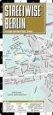 Streetwise Berlin Map - Laminated City Center Street Map of Berlin, Germany