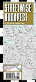 Streetwise Budapest Map - Laminated City Center Street Map of Budapest, Hungary