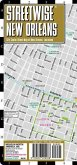Streetwise New Orleans Map - Laminated City Center Street Map of New Orleans, Louisiana
